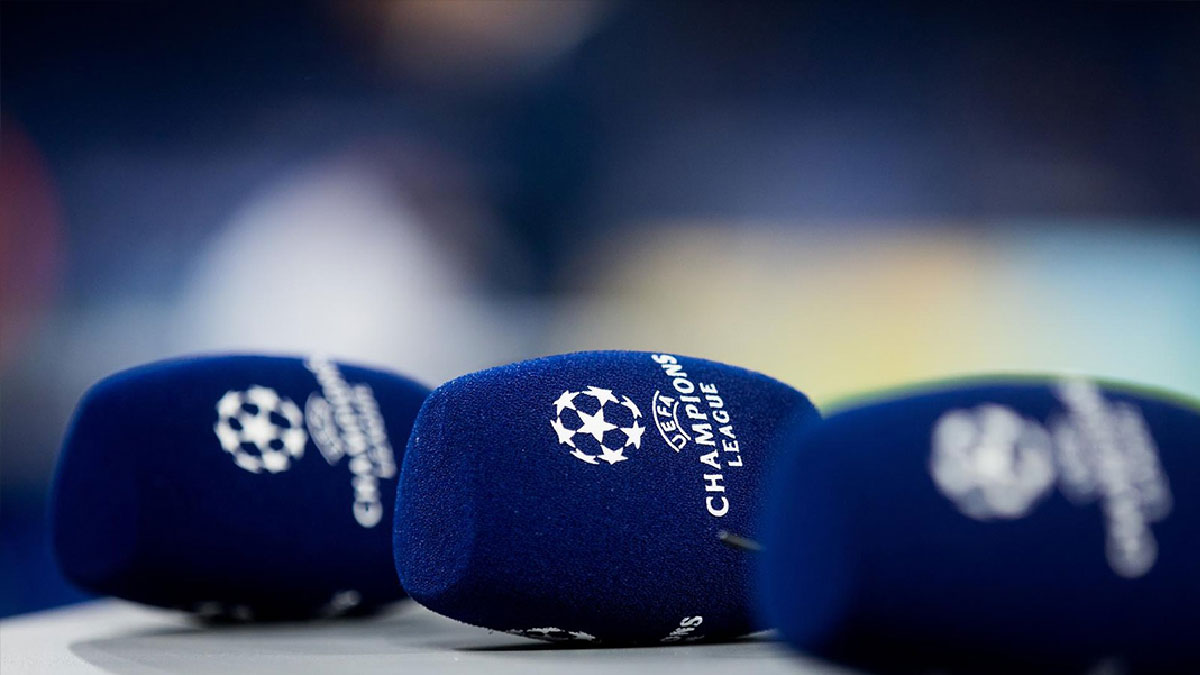 Übertragungsrechte Champions League