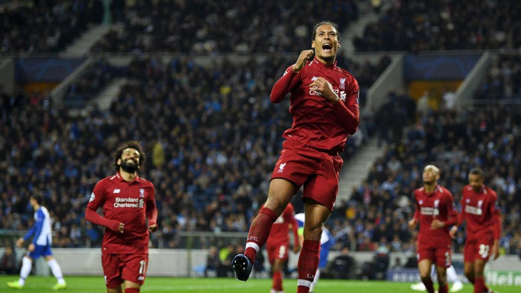 Liverpool Gegen Porto