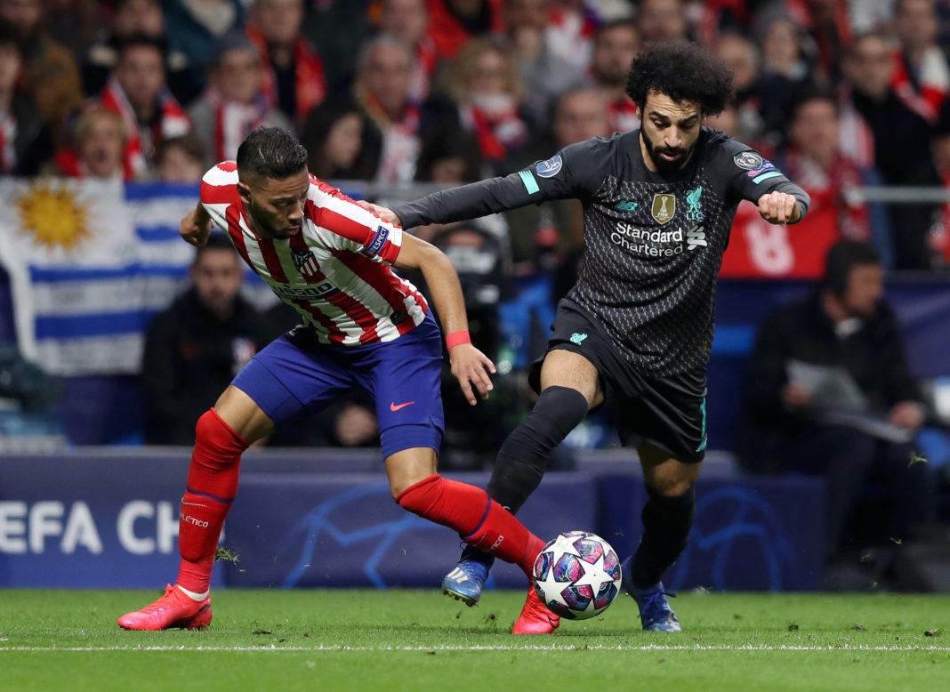 Liverpool Gegen Atlético Madrid